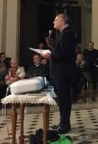 Conference April 26th, Aci Sant'Antonio. Don Vittorio Rocca
