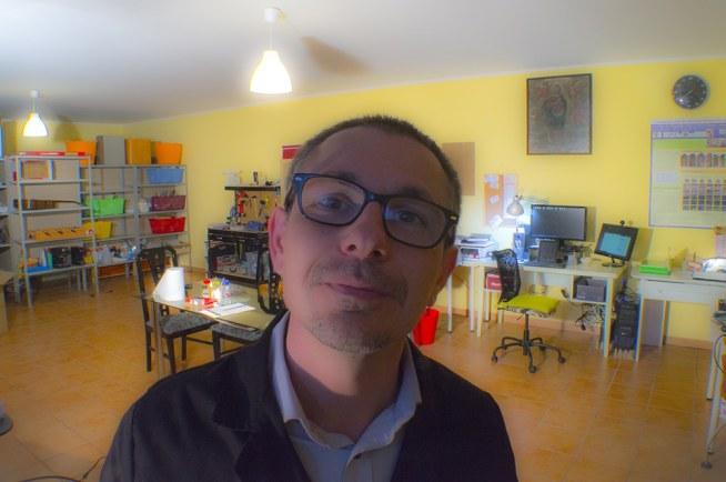 New Studio! 50 square meters open space.