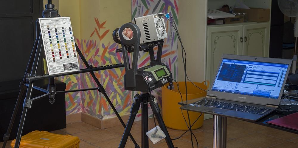 T2SL (Type II Super Lattice) camera CHSOS