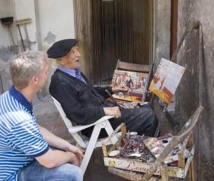 Maroc and Master Domenico