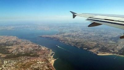 Landing to Lisbon