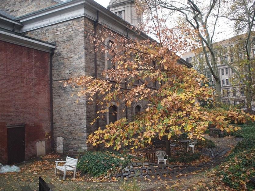Neighborhood Preservation Center, New York City.