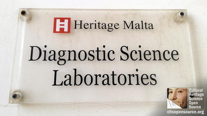 Heritage Malta CHSOS Art Diagnostics Training 2016 1