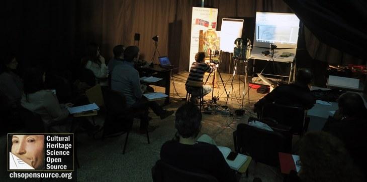 Heritage Malta CHSOS Art Diagnostics Training 2016 5