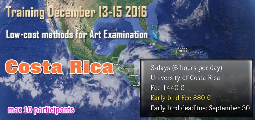 Training Costa Rica Dec 2016
