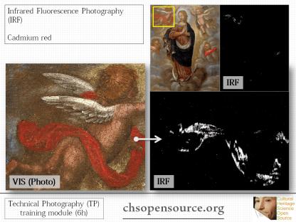 technical photography documentation IRF
