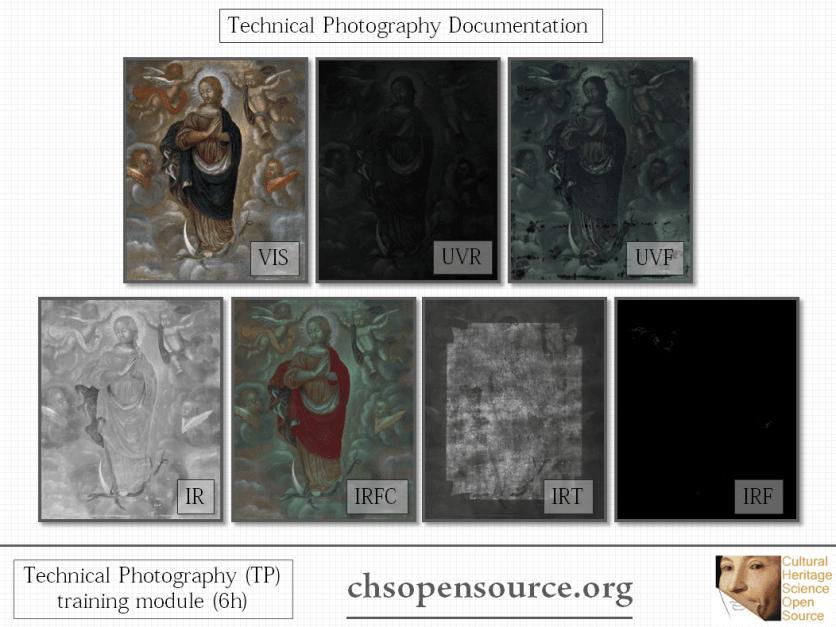 technical photography documentation