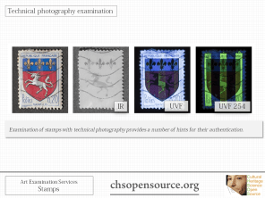 Technical examination services for stamps Slide11