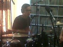 Marcus Luk at CHSR!