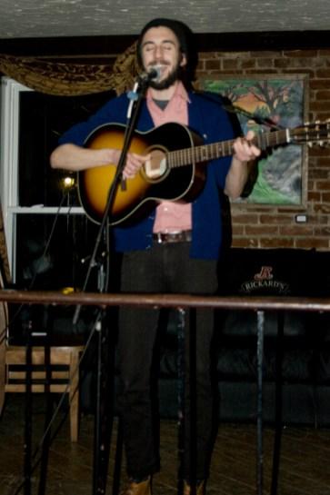 Josh Bravener