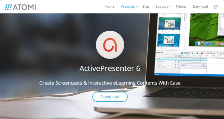 ActivePresenter 螢幕錄影軟體 - 中文版