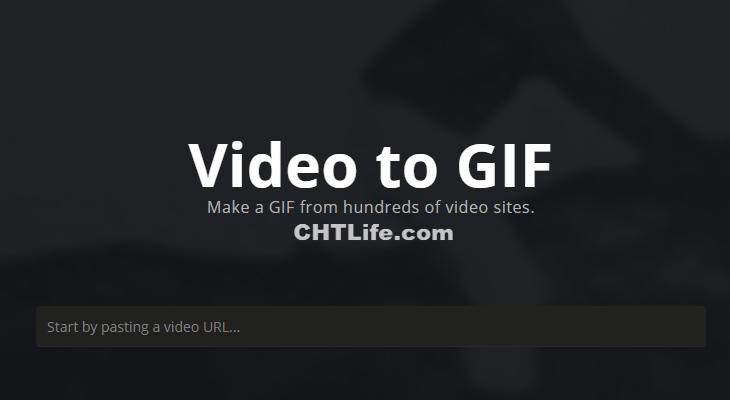 影片轉GIF - 線上工具