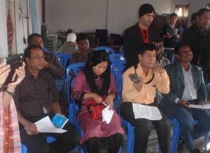 Press breafing in Khagrachari