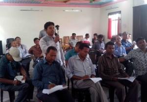 Press conference2, 8 July 2014, khagrachari
