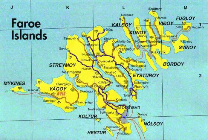faroe-map