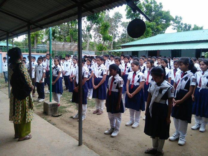 Bandarban Idiel School