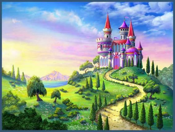 Изображения Замок Картинки Детские / tonpix.ru