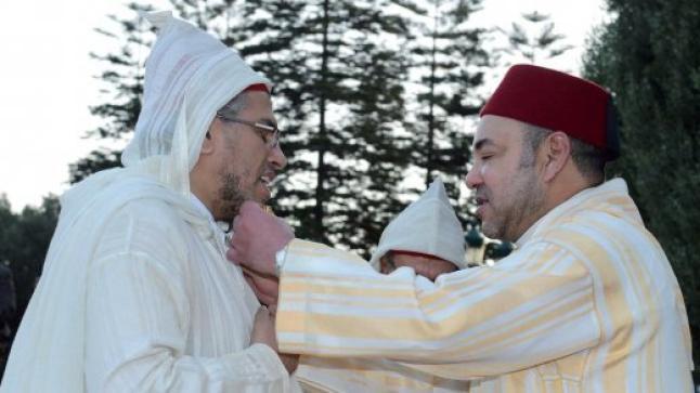مصطفى الرميد جلالة الملك من دفعني للتراجع عن الاستقالة في حكومة سعد الدين العثماني