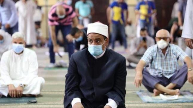 مصر تقرر السماح بإقامة صلاة التراويحرمضان المقبل