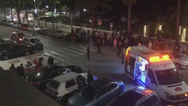 ملثمون يقتلون مغربياً رمياً بالرصاص في منتجع عمومي