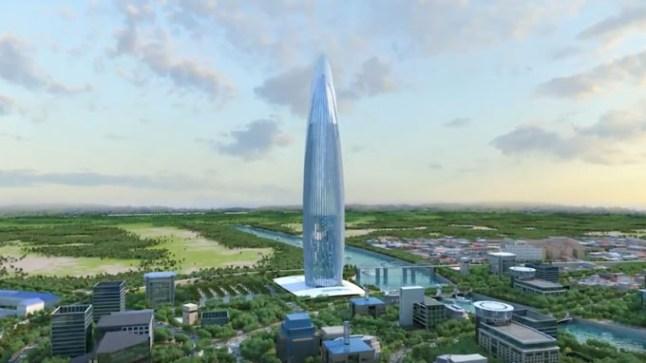 """الملك محمد السادس يترأس حفل الإطلاق الرسمي لأشغال بناء """"برج محمد السادس"""""""