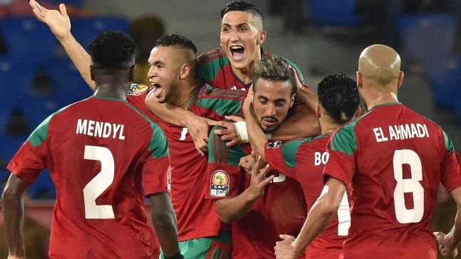 المنتخب الوطني المغربي حاضر في نهائيات كأس إفريقيا 2019
