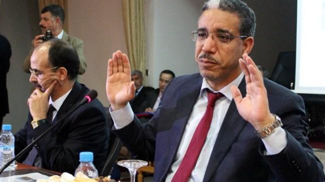 """""""الرباح"""" ينفي تخلي نيجيريا عن أنبوب الغاز المغربي لصالح الجزائر.."""