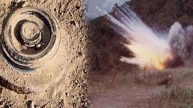 وفاة شاب بصحراء السمارة إثر انفجار لغم!