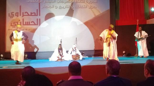 توزيع جوائز الدورة الرابعة لمهرجان الفيلم الوثائقي حول الثقافة و التاريخ و المجال الصحراوي الحساني