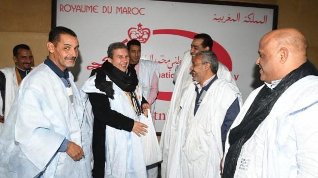 فعاليات من الصحراء تكرم مدير المسرح الوطني محمد الخامس