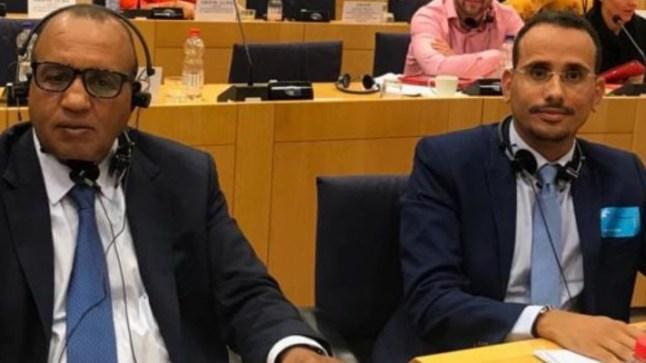 """""""حرمة الله"""" يشيد  بمصادقة البرلمان الأروبي على اتفاقية الصيد البحري"""