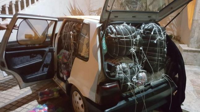 المغرب يضيق الخناق على المهربين عبر الحدود مع موريتانيا..