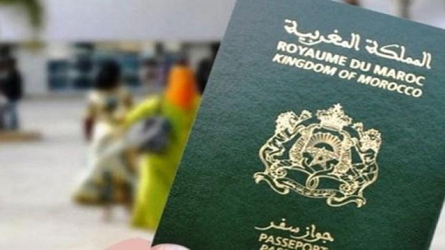 مؤشر جوازات السفر عبر العالم يسجل تقدما في تصنيف جواز السفر المغربي..
