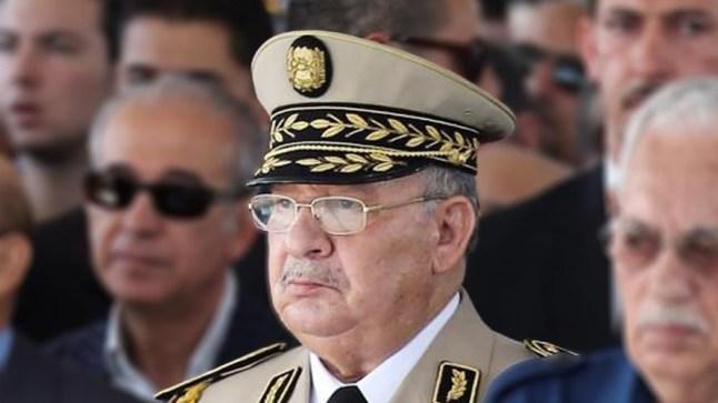 رئيس أركان الجيشالجزائري يتعهد بتأمين الانتخابات الرئاسية