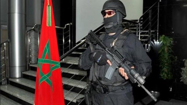 الإشادة بالإرهاب تطيح بشخصين في قبضة الأمن في كليميم..
