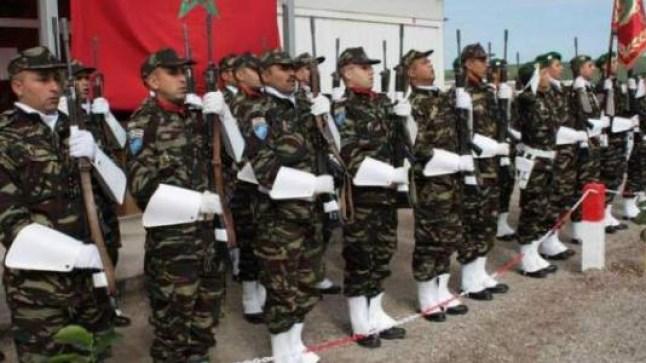 """المغرب والجزائر يشاركان في تدريب """"فلينتلوك 2019"""" العسكري بموريتانيا.."""
