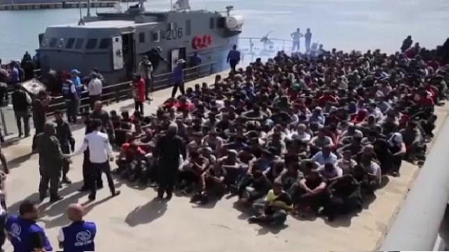 الدول الأوروبية تدعو دول شمال إفريقي لبناء ملاجئ للمهاجرين السريين..
