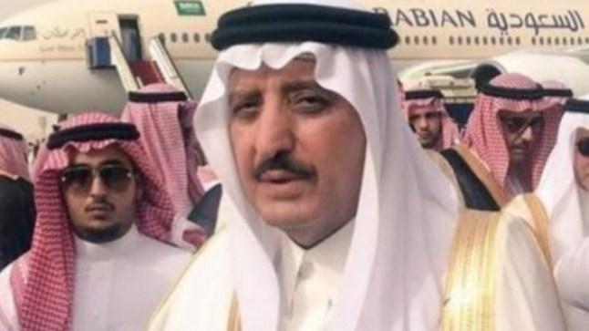 الأزمة السعودية-المغربية تؤدي إلى إلغاء رحلة شقيق ملك السعودية للصيد في صحراء العيون..