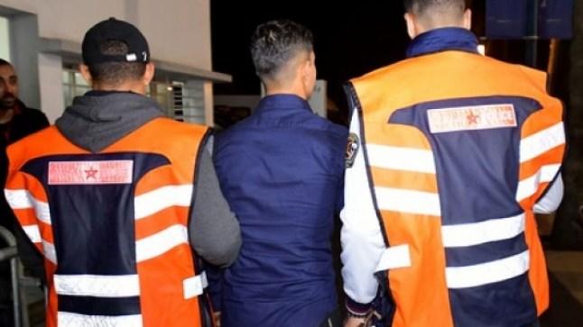 اعتقال المشتبه فيه الرئيسي في قتل الطالب الجامعي أمام كلية أيت ملول..