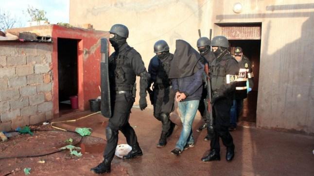 الإطاحة بداعشي تواصل مع التنظيم الإرهابي بالشام..