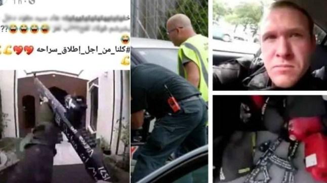 """مغربي يشيد بـ""""مجزرة نيوزيلندا"""" على الفايسبوك ويدعو لإطلاق سراحه!"""