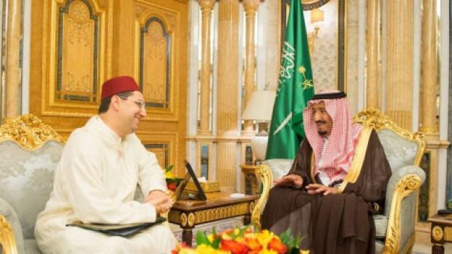 بوريطة في زيارة للسعودية.. حاملاً رسالة خطية من المٓلك محمد السادس لنظيره السعودي