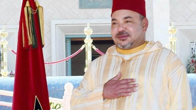 محمد السادس يقوم بجولة إفريقية في 16 أبريل الجاري..