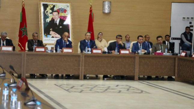 المشاريع التنموية.. موضوع اجتماع لوالي العيون برؤساء الجماعات وممثلي المصالح الخارجية