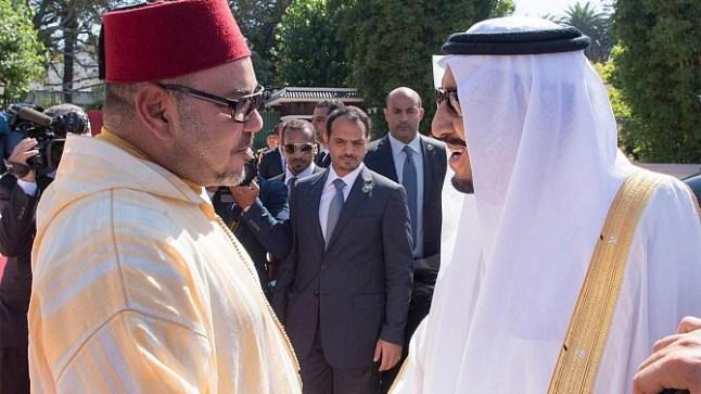 الملك محمد السادس في زيارة للسعودية وقطر