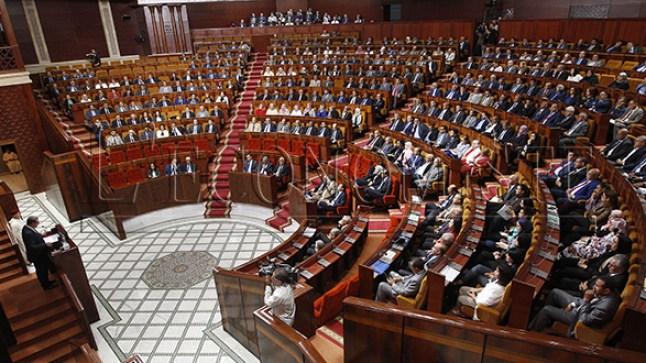"""برلمانيو """"البام"""" من الصحراء يحتجون مقاطعين للبرلمان.."""