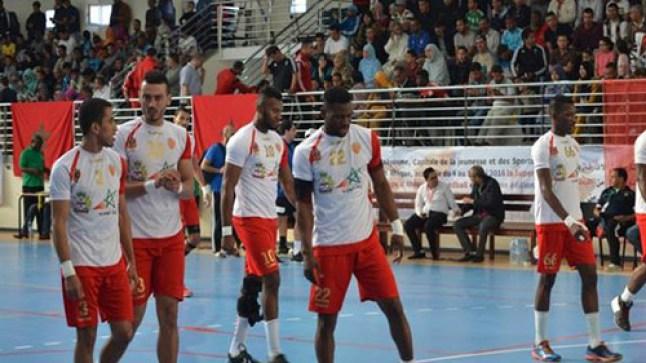 فريق وداد السمارة لكرة اليد يتأهل لثمن نهائي كأس إفريقيا للأندية