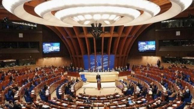 الجمعية العامة لمجلس أوروبا تعبر لأول مرة عن تأييدها للمسلسل الأممي في الصحراء..