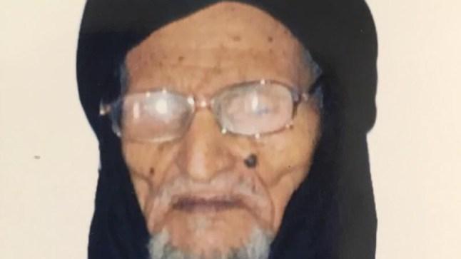 شطاري تعزي الزمیل عبد الله الكنتي في وفاة والده سیدنا ولد أحمد لشیخ