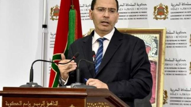 """الخلفي ينوه بمهنية وثبات """"كولر"""".. وعلن التزام المغرب بالعمل من أجل حل واقعي.."""